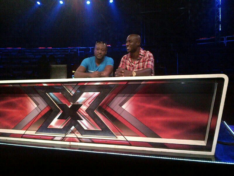 Kwabena Kwabena on Glo X Factor1