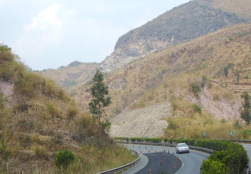 Yunnan13-Yuanyang-Kunming-Route (133)