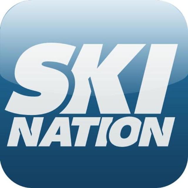 Ski Nation logo