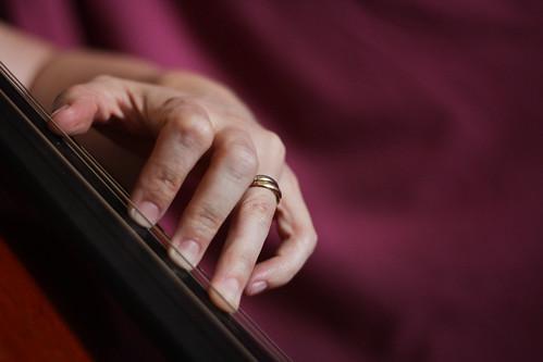 Corinne's Hand