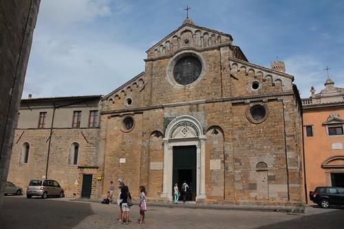 Volterra: Basilica - Cattedrale