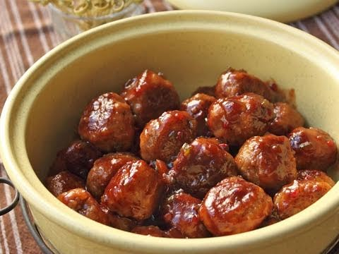 ... Turkey Cocktail Meatballs with Orange Cranberry Glaze | Flickr - Photo