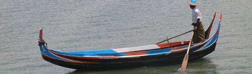 U Bein Boatman 1