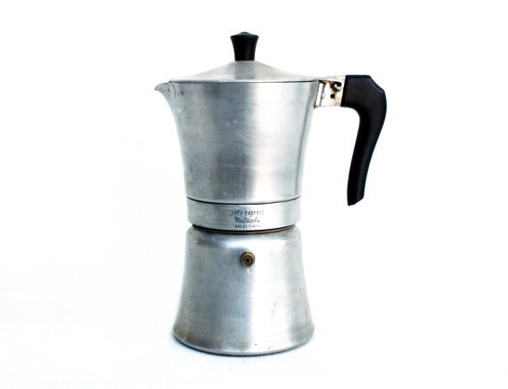 Map Italian Coffee Maker : Vintage Cafetiere Coffee Maker - Jolly Express Multipla di Ballarini, Italy Flickr - Photo ...