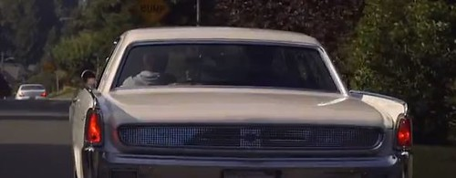 "lazyweb request - what car is eddie vedder driving in the short film ""lightning bolt""?"