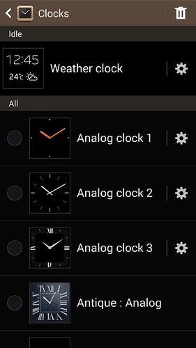 สามารถเปลี่ยนหน้านาฬิกาของ Galaxy Gear ได้ (ดาวน์โหลดหน้าตามาเพิ่มได้)