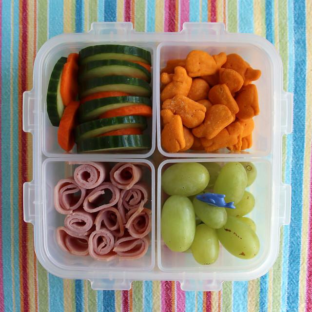 Preschool Basics Bento #517