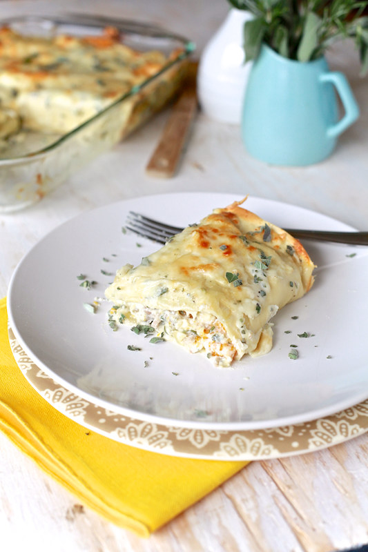 Rustic Lasagna 142