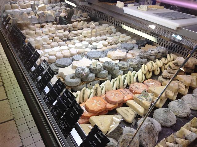 Cheese - Les Halles de Lyon Paul Bocuse