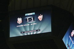 Steaua-FC Basel, 1-1