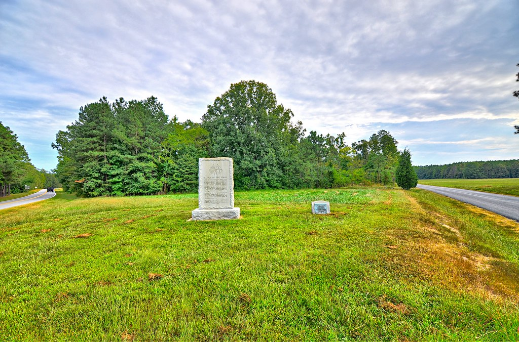 Five Forks Battlefield