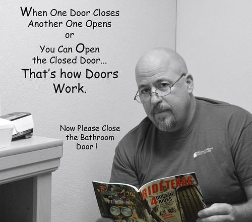 """255 of 365 Days """" Doors """""""