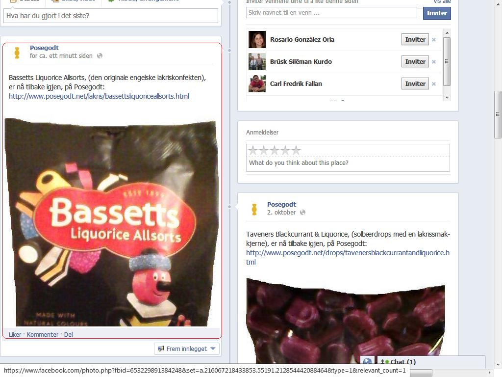 bassetts facebook