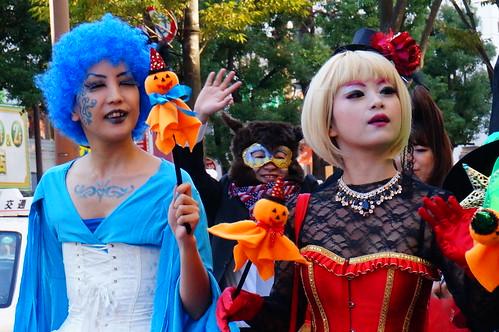 Kawasaki Halloween Parade 2013 16