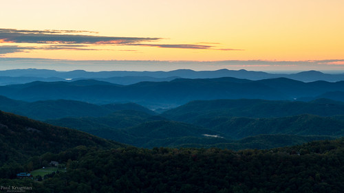 blue red orange cloud sun tree green fall yellow fog canon paul eos october unitedstates hill north hard northcarolina ridge lee parkway 7d carolina filters polarizer overlook tamron range thunder graduated density blowingrock manfrotto sunrize neutral krugman 18200mm 2013