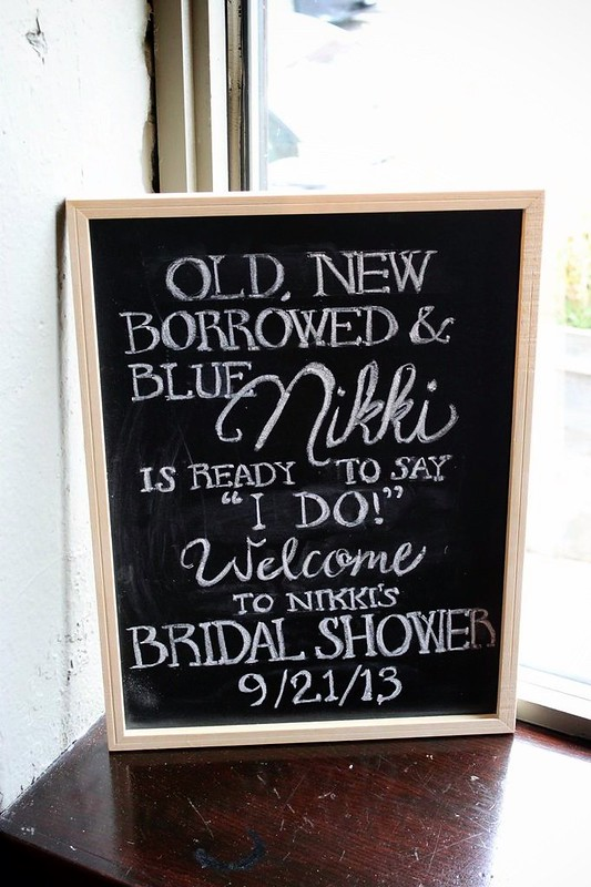 Nikki's Bridal Shower