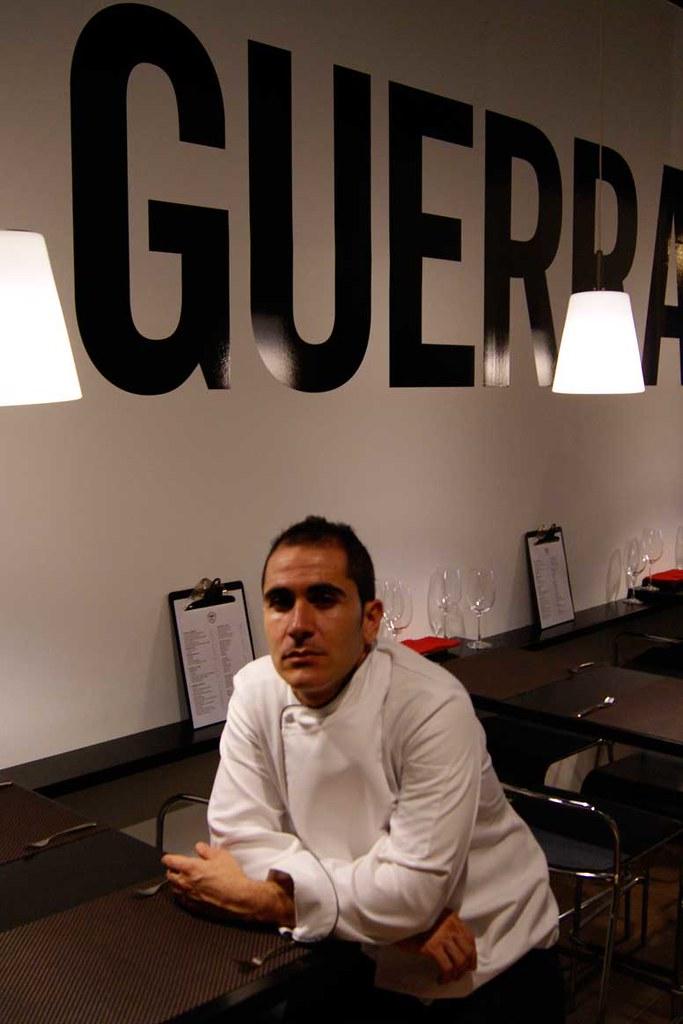 Restaurante Guerra y Paz Murcia
