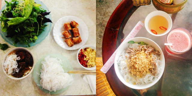tips for eating out in Vietnam