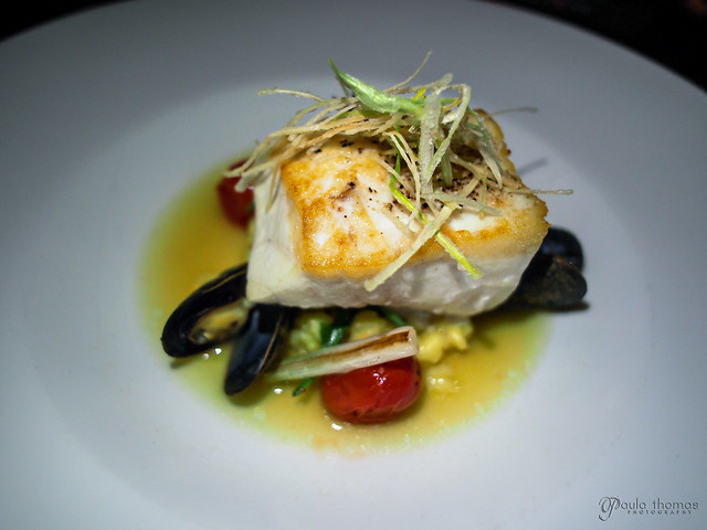 Pan Roasted Halibut