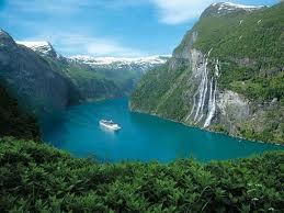 Cruises Noorwegen