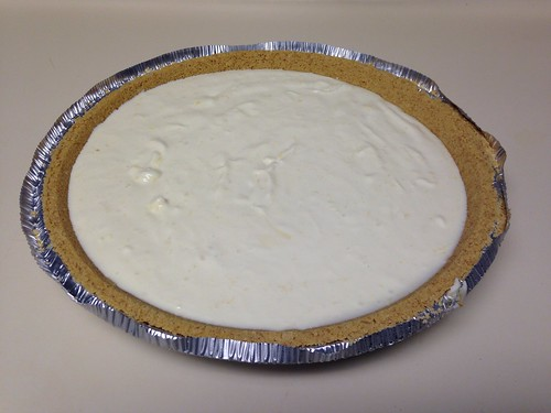 The last Lemon Icebox Pie of the season.