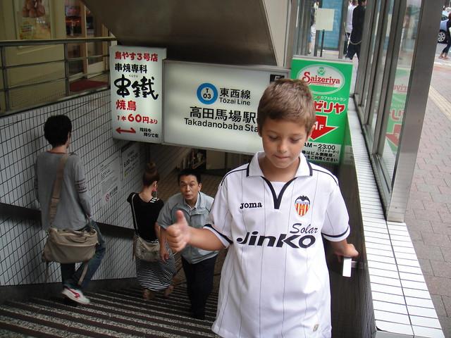 Perdido en Japon