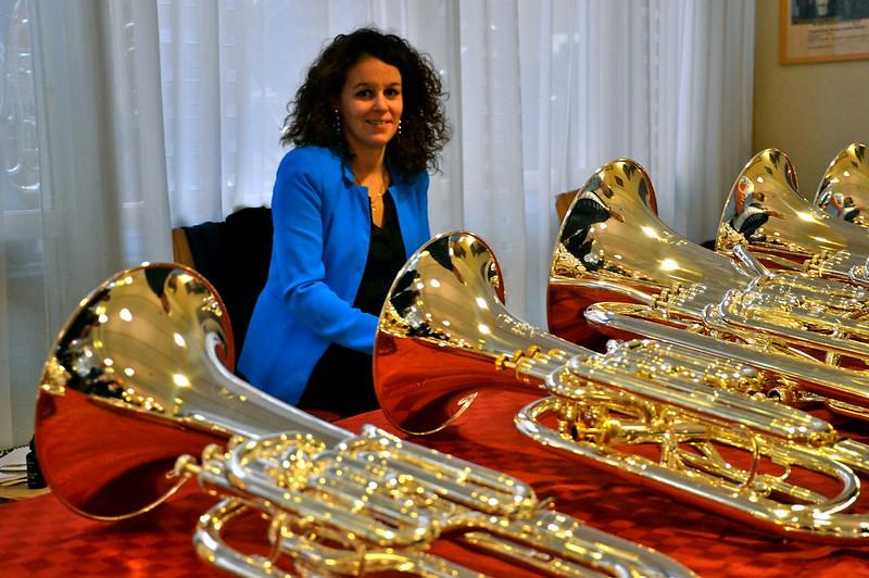Brassbandfestivalen 2013 - Besson, Sophie Rolland (Foto: Olof Forsberg)