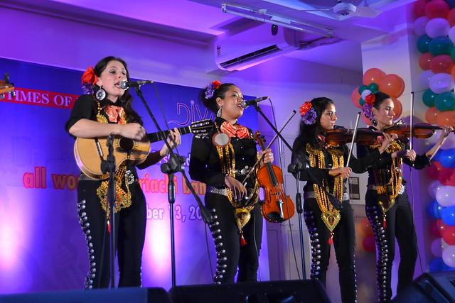 Mariachi Music Hits Chennai!