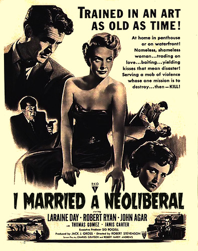 I Married A Neoliberal - The Movie by Teacher Dude's BBQ