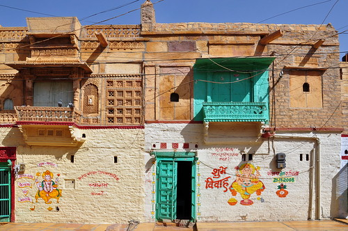 India - Rajasthan - Jaisalmer Fort - 73