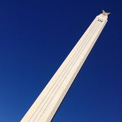 San Jacinto Monument, part 2 of 2. #everythingisbiggerintexas