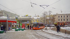 Moscow tram 71-631 4614 line A  _20131208_111_ShiftN