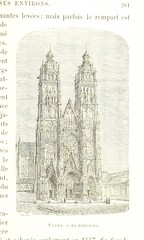 """British Library digitised image from page 291 of """"La France pittoresque. Ouvrage illustré, etc"""""""