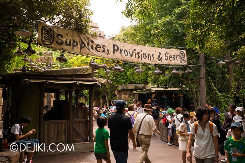 Tokyo DisneySea - Indiana Jones Adventure