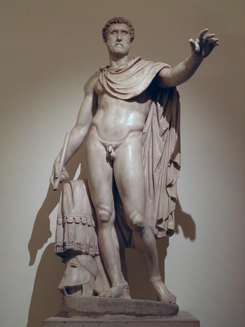Antoninus Pius, Palazzo Altemps, Rome