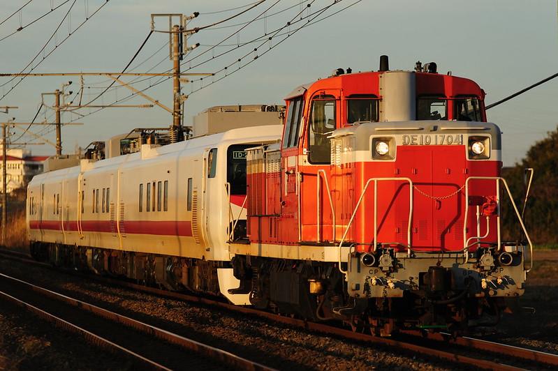 """DE10 1704+ClassE193""""East i-D"""""""