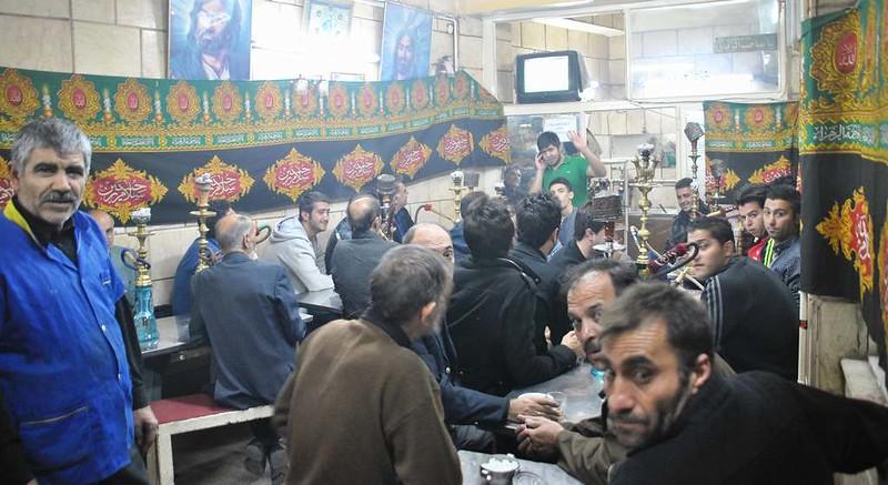 190 Kaliuk en Teheran. (1)