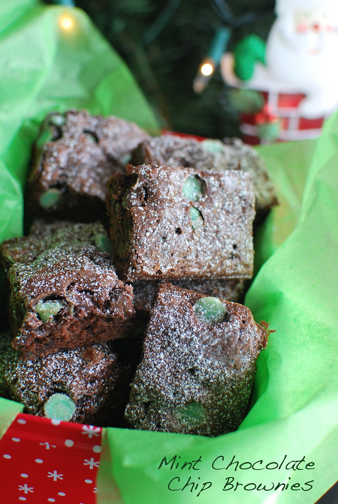 Chocolate Mint Brownies Mel S Kitchen Cafe