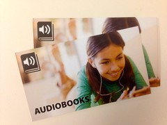 Info Cards - Audiobooks