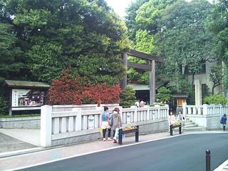 2011年4月29日・東京大神宮