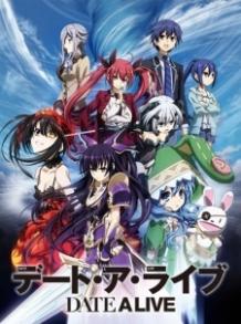 Date A Live OVA - Date A Live Episode 13 | Date to Date (2013)