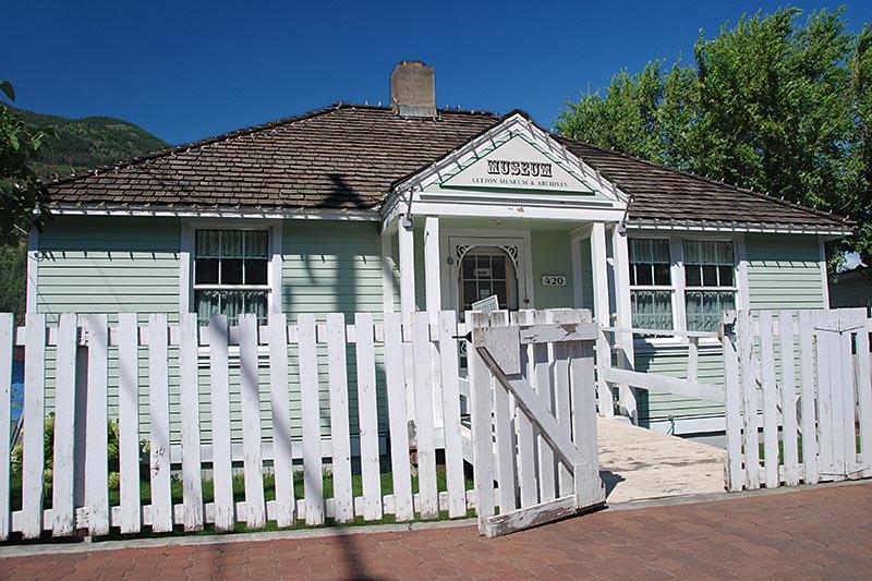 Lytton Museum, Lytton, Gold Country, Thompson Nicola, British Columbia, Canada