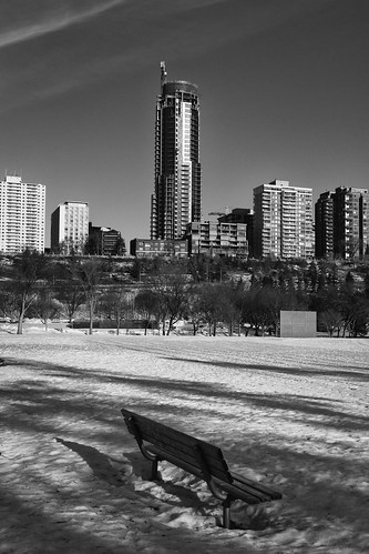 winter snow cold building tower glass architecture bench construction apartments view restingplace pearl resting condos seating underconstruction modernarchitecture condominium blueglass tallbuilding hirise longshadows explored droppedfromexplore