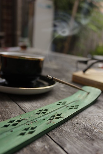 Calming tea,