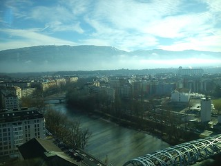 Geneva from the 15th floor