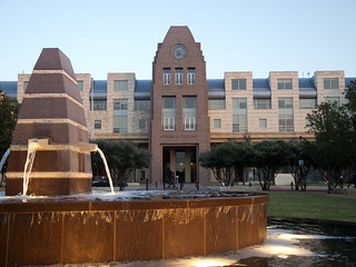 frisco city hall - John Purefoy Municipal Center in Frisco Square