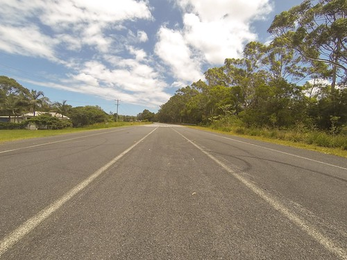 Johns River Former Alignment
