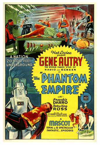 The Phantom Empire, a Nation 20,000 Feet Underground by paul.malon