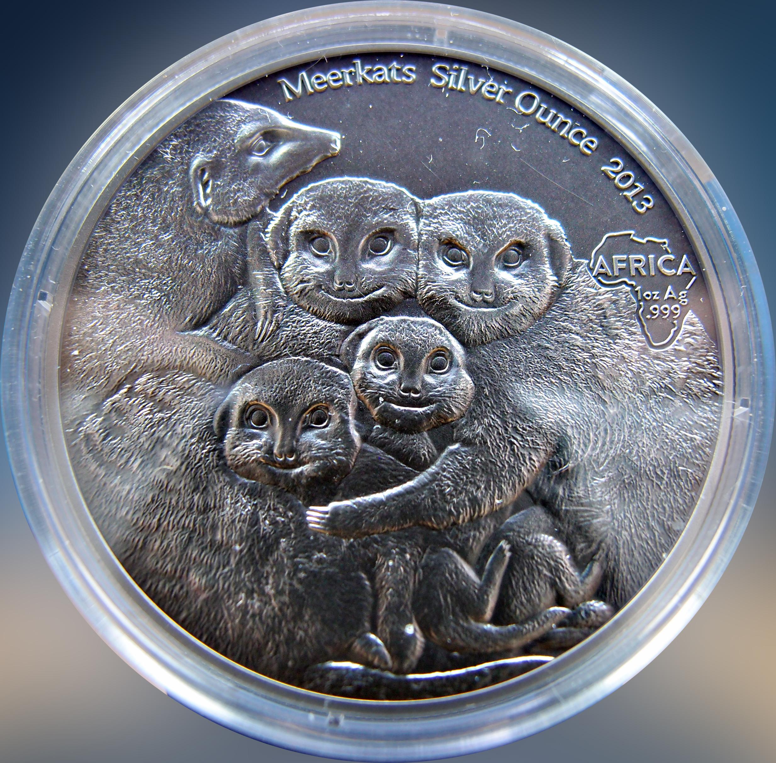 African Silver Ounce Serie  12617599115_87b4b4883f_o