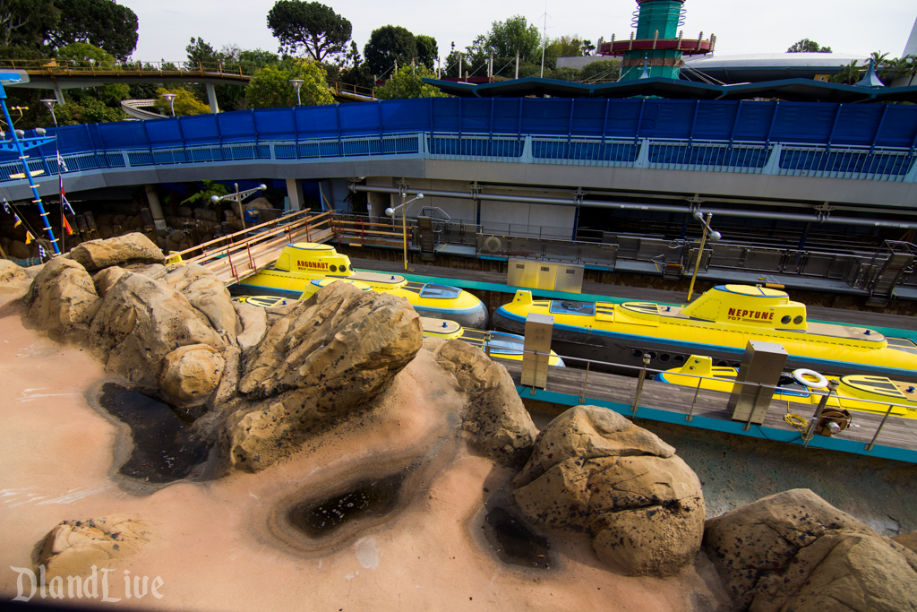 Finding Nemo Submarine Voyage Refurbishment